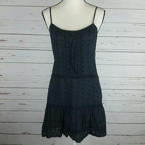 Juicy Couture Lolita Eyelet Dress M